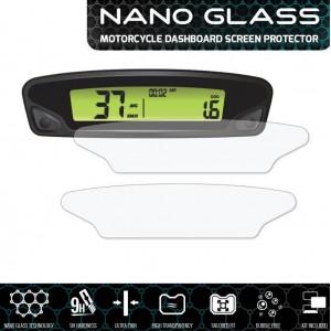 Nano glass για προστασία TFT οθόνης KTM 690 Enduro/R 19-20 (σετ 2 ultra clear)