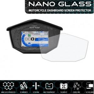 Nano glass για προστασία οργάνων Moto Guzzi V85 TT (σετ 2 ultra clear)