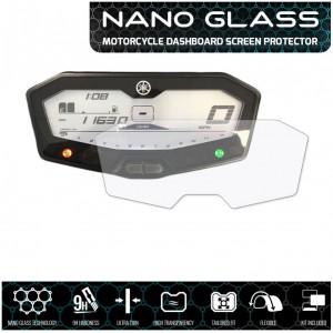 Nano glass για προστασία οργάνων Yamaha MT-07 (σετ 2 ultra clear)