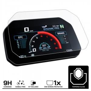Premium tempered glass για προστασία TFT οθόνης BMW R 1250 R/RS