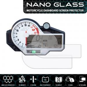Nano glass για προστασία οργάνων BMW S 1000 XR (σετ 2 ultra clear)
