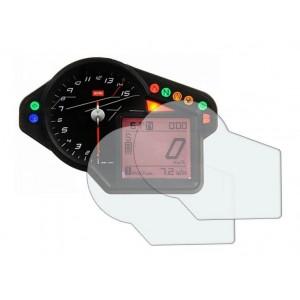 Φιλμ προστασίας οργάνων Aprilia RSV 1000 R 04-10 (σετ 2 Ultra Clear)
