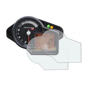 Φιλμ προστασίας οργάνων Aprilia Shiver 750 (σετ 2 Ultra Clear)