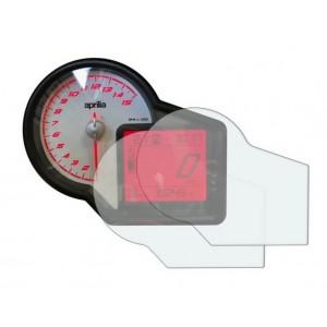 Φιλμ προστασίας οργάνων Aprilia Tuono V4 R -16 (σετ 2 Ultra Clear)
