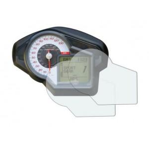 Φιλμ προστασίας οργάνων Aprilia Mana 850 -11 (σετ 2 Ultra Clear)