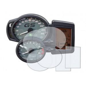 Φιλμ προστασίας οργάνων BMW F 800 GT (σετ 2 Ultra Clear)