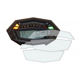 Φιλμ προστασίας οργάνων Kawasaki Z 1000 15- (σετ 2 Ultra Clear)