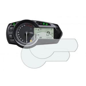 Φιλμ προστασίας οργάνων Kawasaki Z 1000 SX -16 (σετ 2 Ultra Clear)