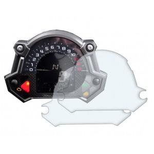 Φιλμ προστασίας οργάνων Kawasaki Z 650 (σετ 2 Ultra Clear)