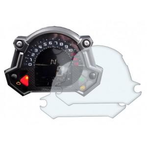 Φιλμ προστασίας οργάνων Kawasaki Z 900 (σετ 2 Ultra Clear)