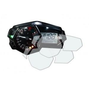 Φιλμ προστασίας οργάνων Yamaha MT-03 16- (σετ 2 Ultra Clear)