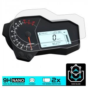 Nano glass για προστασία οργάνων BENELLI TRK 502/X (σετ 2 ultra clear)