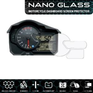 Nano glass για προστασία TFT οθόνης Suzuki DL 650-1000 V-Strom 17- (σετ 2 ultra clear)
