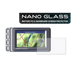 Nano glass για προστασία οθόνης GPS BMW Navigator 4 (σετ 2 ultra clear)
