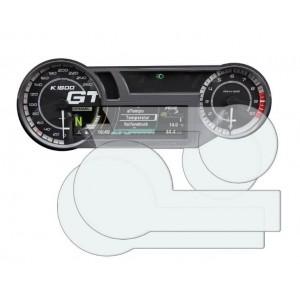 Φιλμ προστασίας οργάνων BMW K 1600 GT/GTL 17- (σετ 2 Ultra Clear)