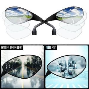 Αντιθαμβωτικά και ολισθητικά αυτοκόλλητα καθρεπτών BMW F 650/700/800 GS 08-