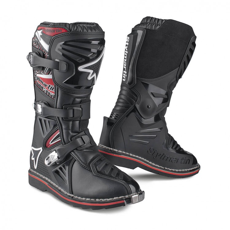 Stylmartin Viper MX μαύρες