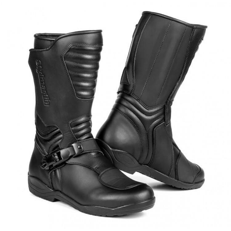 Μπότες Touring Stylmartin Miles μαύρες