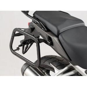 Βάσεις πλαϊνών βαλιτσών SW-Motech Quick-lock EVO Honda Crossrunner 800 15-