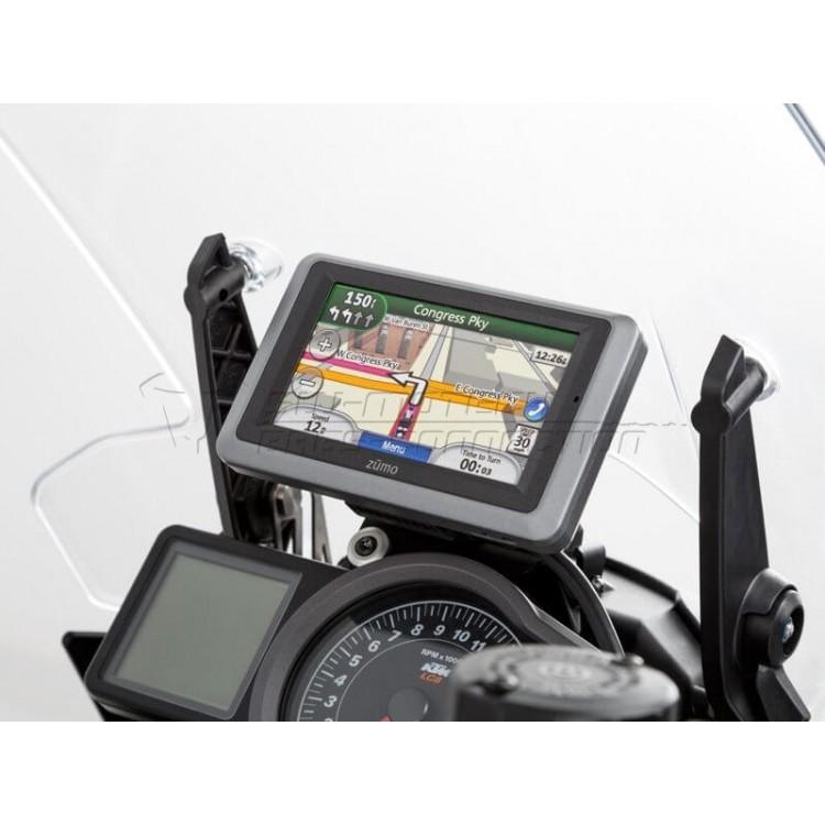 Βάση GPS Quick-Lock στα όργανα KTM 1190 Adventure/R