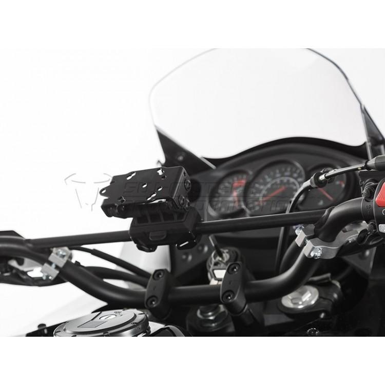 Βάση Quick Lock Nonshock GPS SW-Motech για μπαράκια/κόκπιτ