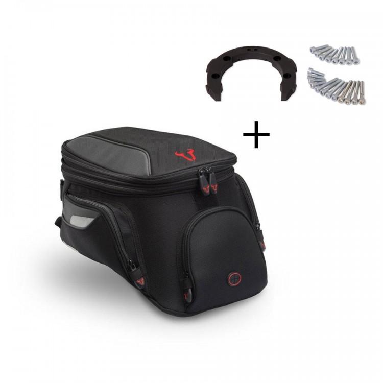 Tankbag & βάση SW-Motech Quick Lock EVO City 11-15 lt. BMW F 800 GT