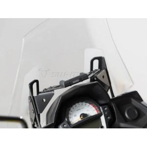 Βάση GPS Quick-Lock στα όργανα Kawasaki Versys 650 15-
