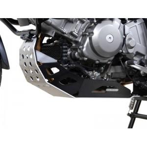 Ποδιά SW-Motech Suzuki DL 650 V-Strom μαύρη-ασημί -11