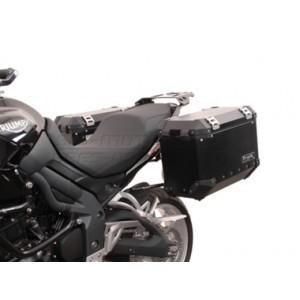 Βάσεις πλαϊνών βαλιτσών SW-Motech Quick-lock EVO Triumph Tiger 1050 -12