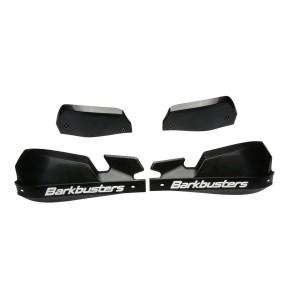 Ανταλλακτικά πλαστικά χούφτας SW-Motech Kobra και Barkbusters τύπου VPS μαύρα (σετ)