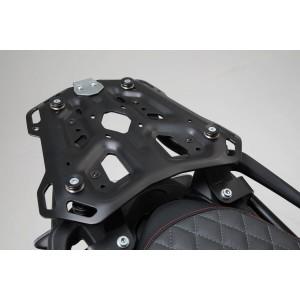 Βάση topcase SW-Motech ADVENTURE-RACK BMW S 1000 XR -19 μαύρη (χωρίς BMW σχάρα)