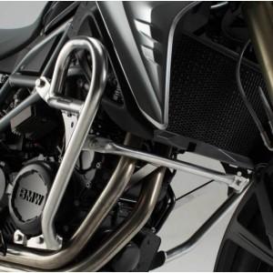 Προστατευτικά κάγκελα κινητήρα SW-Motech BMW F 650/700/800 GS ανοξείδωτο ατσάλι