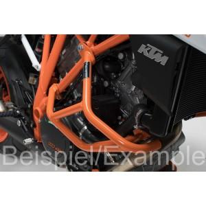 Προστατευτικά κάγκελα κινητήρα SW-Motech KTM 1290 Super Duke GT μαύρα