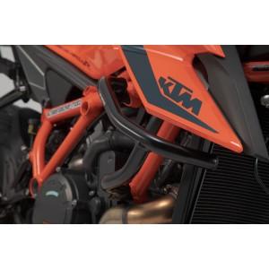 Προστατευτικά κάγκελα κινητήρα SW-Motech KTM 1290 Super Duke R 20- μαύρα