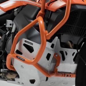 Προστατευτικά κάγκελα κινητήρα SW-Motech KTM 790 Adventure/R πορτοκαλί