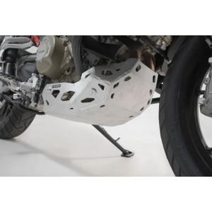 Ποδιά κινητήρα SW-Motech Ducati Multistrada V4/S/S Sport μαύρη