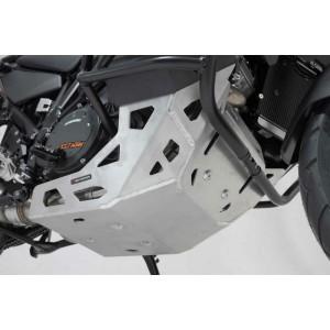 Ποδιά SW-Motech KTM 1290 Super Adventure S/R 21- ασημί