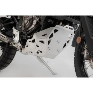 Ποδιά κινητήρα SW-Motech Yamaha Tenere 700 ασημί