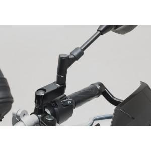Αποστάτες - επεκτάσεις καθρεπτών SW-Motech BMW G 310 GS μαύροι