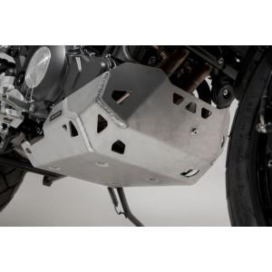 Ποδιά κινητήρα SW-Motech BENELLI TRK502 X ασημί