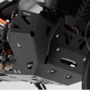 Ποδιά κινητήρα SW-Motech KTM 790 Adventure/R μαύρη