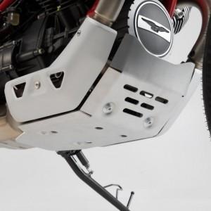 Ποδιά κινητήρα SW-Motech Moto Guzzi V85 TT
