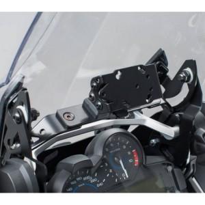 Στηρίγματα-βραχίονες ενίσχυσης ζελατίνας SW-Motech BMW R 1250 GS/Adv. μαύρα