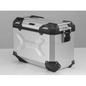 Πλαϊνή βαλίτσα SW-Motech TRAX ADV 45 lt. ασημί