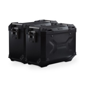Σετ βάσεων και βαλιτσών SW-Motech TRAX ADV 45 lt. BMW F 900 R/XR μαύρο