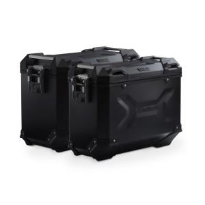 Σετ βάσεων και βαλιτσών SW-Motech TRAX ADV Honda CRF 1100L Africa Twin μαύρο
