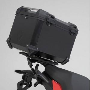 Σετ βάσης και βαλίτσας topcase SW-Motech TRAX ADV BMW F 900 R/XR μαύρο