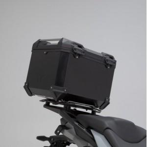 Σετ βάσης και βαλίτσας topcase SW-Motech TRAX ADV BMW S 1000 XR 20- μαύρο (χωρίς BMW σχάρα)