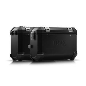 Σετ βάσεων και βαλιτσών SW-Motech TRAX ION 45 lt. BMW F 900 R/XR μαύρο