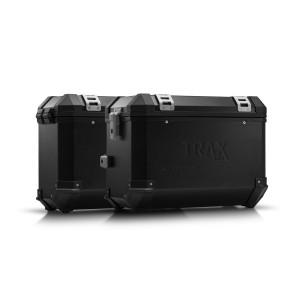 Σετ βάσεων και βαλιτσών SW-Motech TRAX ION Honda CRF 1100L Africa Twin Adventure Sports μαύρο